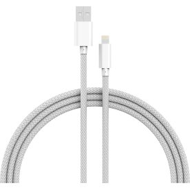 Havit HV-H63 Lightning-kabel, 1 meter, hvid
