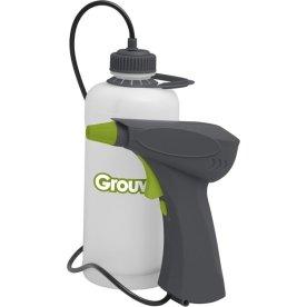 Grouw håndsprøjte m/ batteri, 1000ml