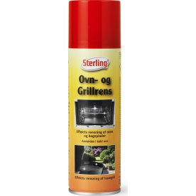Sterling Ovn- og Grillrens spray, 300ml