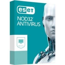 ESET ESD NOD32 Antivirus, 4 licenser i 1 år