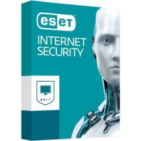 ESET Internet Security Antivirus, 1 licens i 3 år