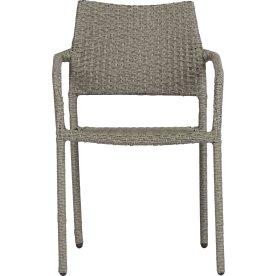 Maja stabelstol, grå