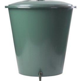Grouw regnvandstønde, 210 liter, inkl. tappehane