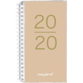 Mayland Week Planner, uge, højformat m/4 illu.er