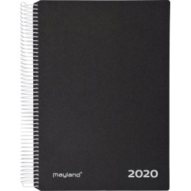 Mayland Timekalender 2020, dag, sort