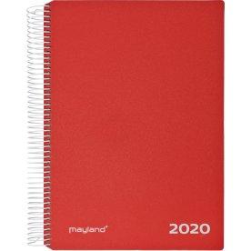 Mayland Timekalender 2020, dag, rød