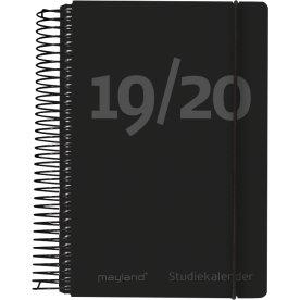 Mayland Mini studiekalender, 1 dag, fiberpap, FSC