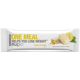 Nupo One Meal bar Lemon & Yoghurt, 60g