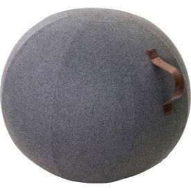 JobOut Balancebold Design, Filtstof, Mørkegrå