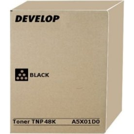 Develop T-NP48K Ineo +3350 Lasertoner, sort