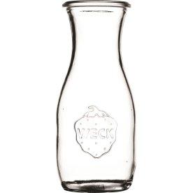 Weck Patentglas, Ø 7.95 x H 18.4 cm., 530 ml.