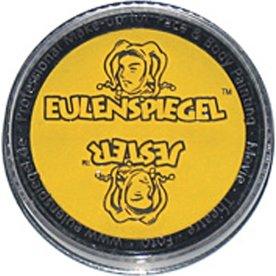 Eulenspiegel Ansigtsmaling, 20 ml, sun yellow