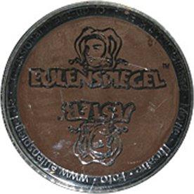 Eulenspiegel Ansigtsmaling, 20 ml, brown