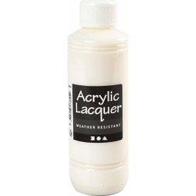 Akryllak, vejrbestandig, 250 ml