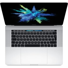 "Apple 15"" Macbook Pro (2019) 512GB, Sølv"