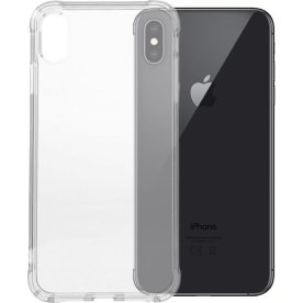 Twincase iPhone Xs case, transparent