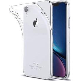 Twincase iPhone XR case, transparent