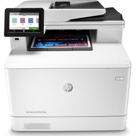 HP Color LaserJet Pro MFP M479fnw printer