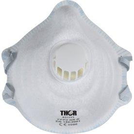 Thor kop støvmaske m/ventil FFP2