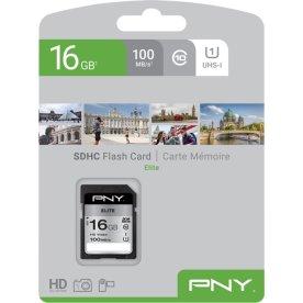 PNY SDHC High Elite 16GB Class 10