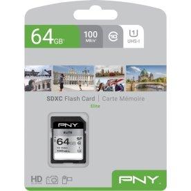 PNY SDXC High Elite 64GB Class 10