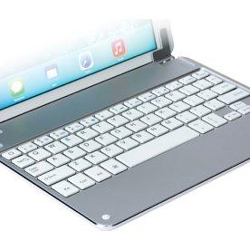 XCEED Coverkey cover med trådløst tastatur, silver