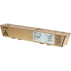 Ricoh lasertoner til MP C307, sort, 17.000 sider