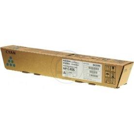 Ricoh lasertoner til MP C307, cyan, 6.000 sider