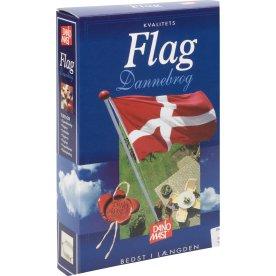 Dano Mast Dannebrogsflag, 175x133 cm, 6 meter